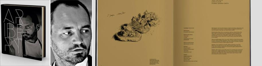Livre Christophe Aribert